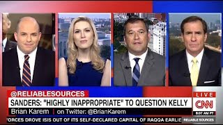 """Brian Karem """"No Truth To Be Found In The PRESS ROOM"""" (Reliable Sources)"""