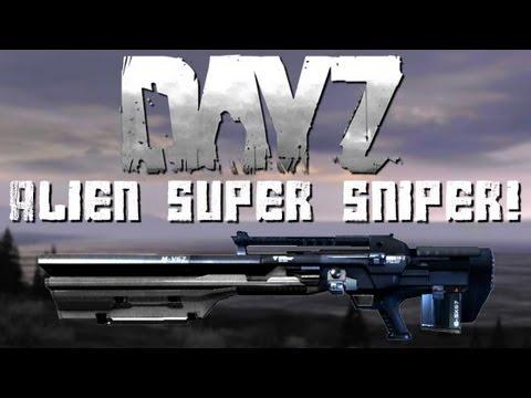 Namalsk Adventures - Alien Super Sniper!!