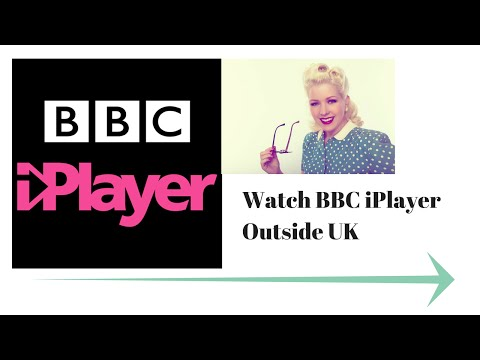 BBC Iplayer by Proxy - Quick Guide