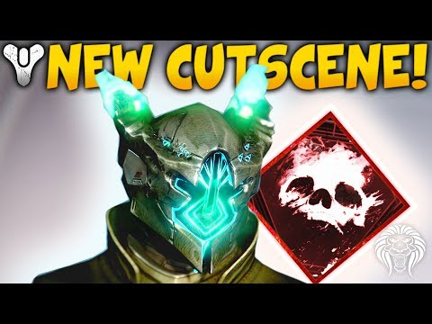 Destiny 2: NEW DARKNESS CUTSCENE & UPDATE! Scrapped Cinematic, Triangle Ships & New Rewards