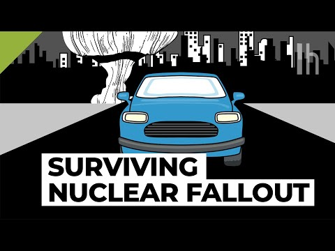 How to Survive a Nuclear Fallout | Disaster Manual