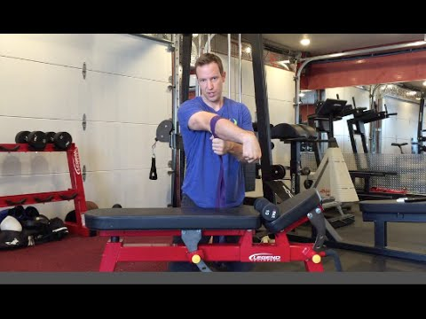 Tennis Elbow: The 2 Minute Fix