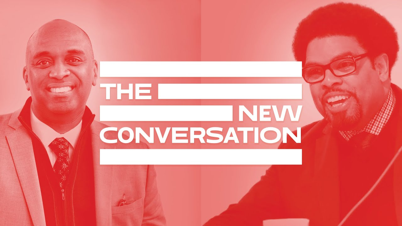 The New Conversation with Dr. Dwight A. McBride | Ep 2: Darrick Hamilton