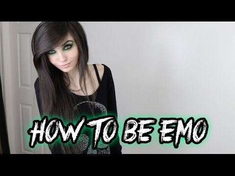 How To Be Emo