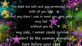 Ashanti Mother With Lyrics