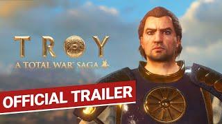 Total War: TROY / Official Trailer / A Total War Saga