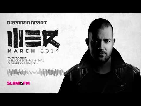 Brennan Heart presents WE R Hardstyle - March 2014 (SLAM Harder)