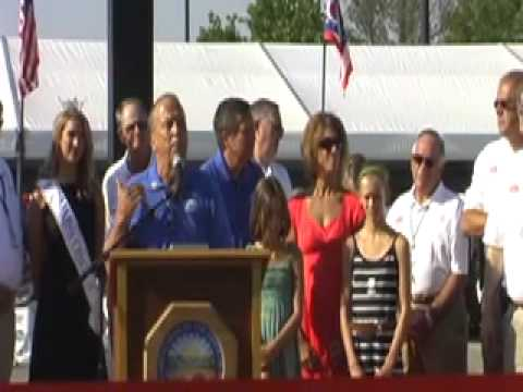 July 27 Kasich Opens the Ohio State Fair
