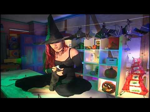 Basteln mit Kindern für Halloween | Halloween-Deko DIY selber machen
