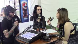 Hales with Motionless in White