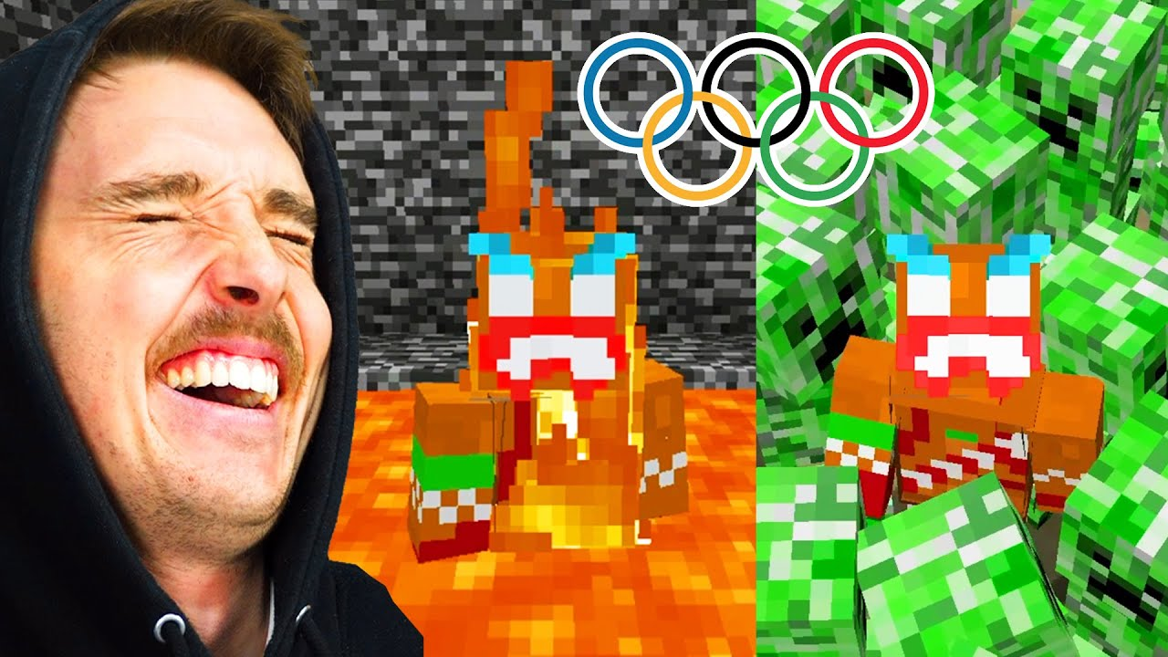 The MINECRAFT Meme Olympics