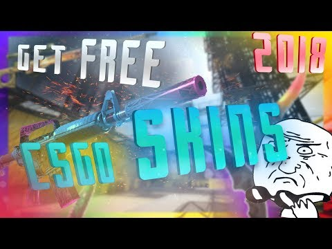 How To Get Free CSGO Skins (WORKING 2018)