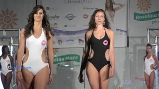 Miss Venice Beach 2017 Sfilata Bikini, e Casual 2^ Tappa Rosolina