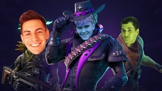 The Most INTENSE Game of Fortnite EVER!