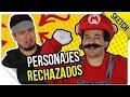 Casting de Super Smash Bros Ultimate | SKETCH | QueParió! ft. Fedelobo
