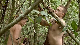 Can These Survivalists Get Past Petty Arguments And Build A Shelter?