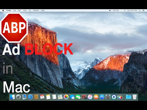 Block Ads And Pop-up  Ads in Mac | Safari | MacOS Sierra 100%✔︎