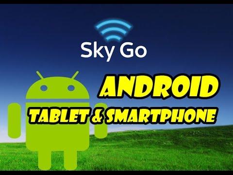 SkyGo su Android 2015 Tablet e Smartphone