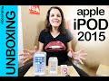 Apple Ipod Touch Nano Shuffle 2015 Unboxing En Espanol
