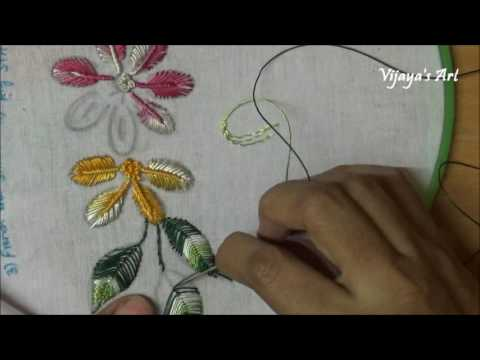 Crossroads Embroidery Series Learn The Stem Stitch With Amy