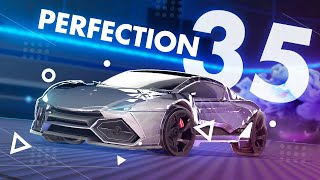 ROCKET LEAGUE PERFECTION 35 | MOST SATISFYING GOALS, FREESTYLE, IMPOSSIBLE SHOTS MONTAGE