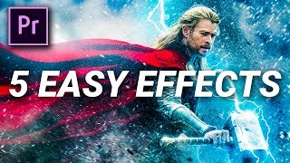 Justice League Flash Running After Effects Tutorial! | Film Learnin