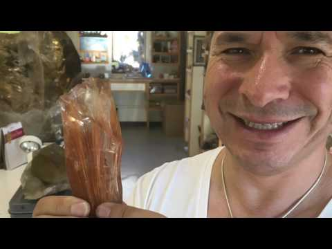 Learning To Cut And Polish Crystals With Lawrence Stoller