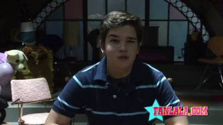 Which Icarly Co Star Causes Nathan Kress To Break Character