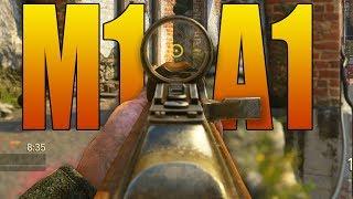 THE M1A1 IS A HUGE LET DOWN... or is it? - Call of Duty WW2