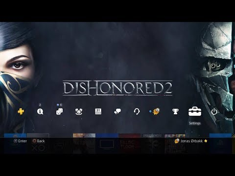 QUICK TUTORIAL - How to change backgrounds/themes on PS4