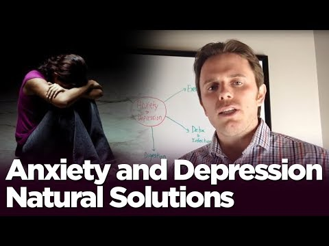 Anxiety and Depression Natural Solutions