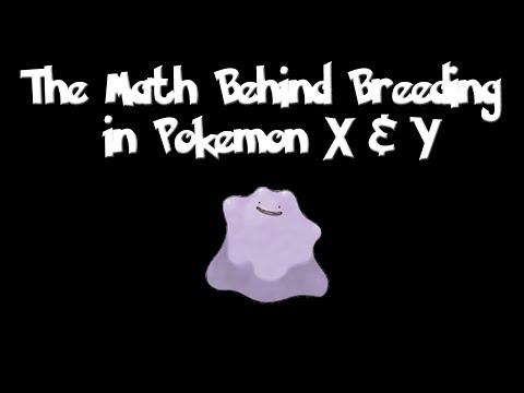 The Math Behind Breeding in Pokemon X & Y!