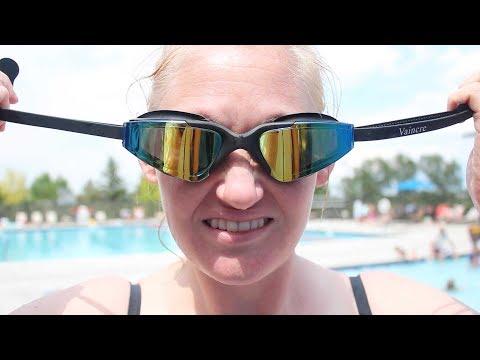 CHEAPEST on Amazon? Vaincre Premium Swim Goggles
