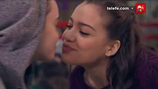 Emma y Juani se besan en el colegio - 100 días para enamorarse