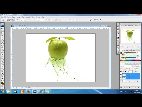 water dispersion effects in photoshop