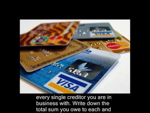How Can I Settle my Unsecured Line of Credit