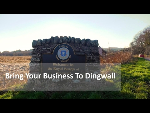 Bring Your Business To DIngwall