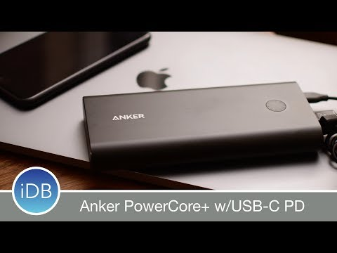 Anker Batterypack with USB-C PD Powers Your MacBook & Everything Else