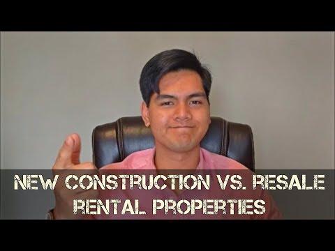 Rental Property: New Construction vs  Resale? | Koukun