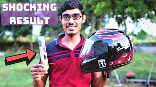 Helmet VS Skyshot | हेलमेट बचेगा कि नहीं ?