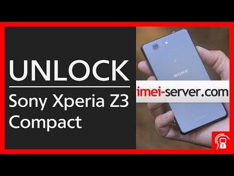 Unlock Sony Xperia Z3 Compact by IMEI (remove SIM Lock)