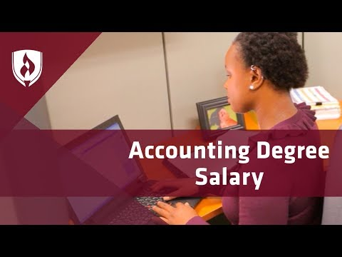 Accounting Degree Salary: What You Can Expect
