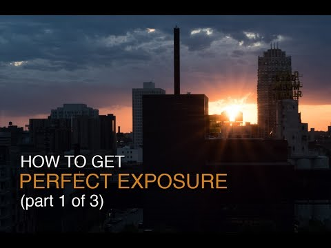 How to Get Proper Exposure (Part 1: Before you click the shutter)
