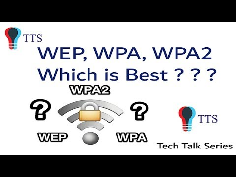 WEP, WPA, and WPA2 ? Which Is Best?