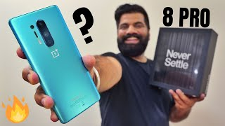 OnePlus 8 Pro Unboxing & First Look - The BEST Smartphone From OnePlus???🔥🔥🔥