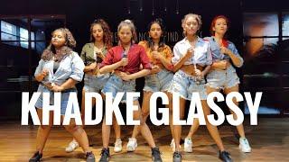 Khadke Glassy - Jabariya Jodi | The BOM Squad | Svetana Kanwar Choreography