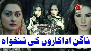 PAkistani Nagin Drama Actors Per Episode Salary 2017 Must Watch