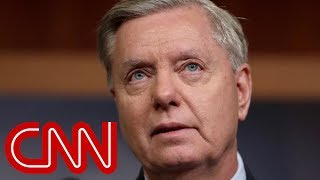 Lindsey Graham changes tune on Trump's strategy