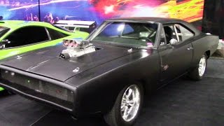 1970 Dodge Charger From Fast And Furious At Autorama 2015