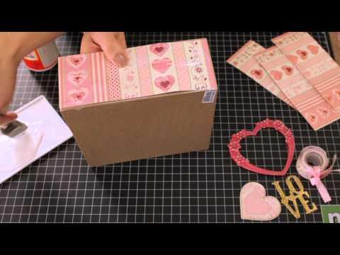 Making Memories' Jet'Adore Gift Box